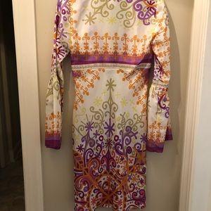 Nicole Miller Dresses - Nicole Miller Silk Dress
